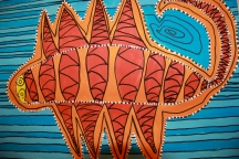 Aboriginal Art: Waynflete School