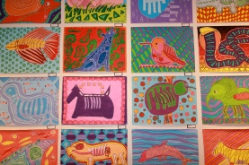 Animal Paintings-Waynflete School