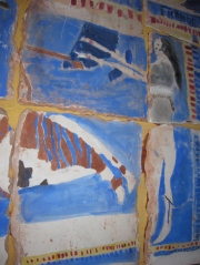 Third Grade fresco from studies of Knossos