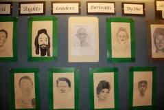 Sixth Grade Civil Rights Exhibit