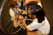 Deconstructing a bike
