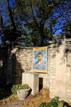 Entranceway to St. Paul de Mausole
