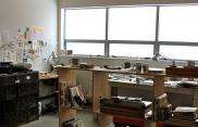 Steel House: studio