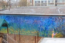 All School Outdoor Mural