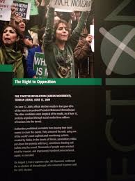 Through archival footage and interviews on the front line, we see the Green Movement. The opposition used social media to organize and broadcast protests worldwide against a repressive regime, while the international community got an unprecedented glimpse at Iran's inner turmoil.